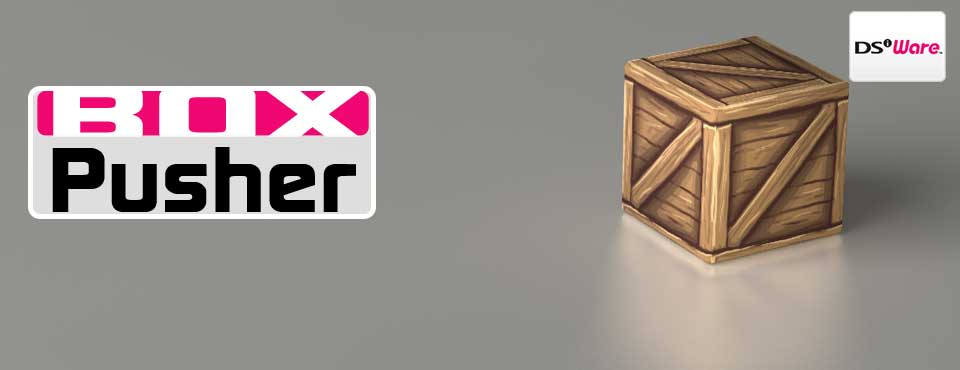 Box Pusher - Nintendo DSiWare